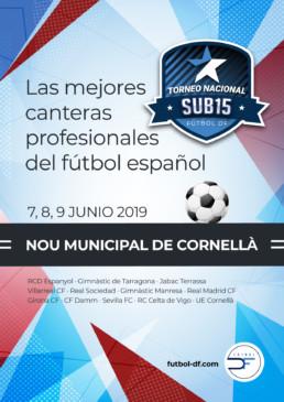 FUTBOL DF Torneo Nacional Cadete Sub15 2019